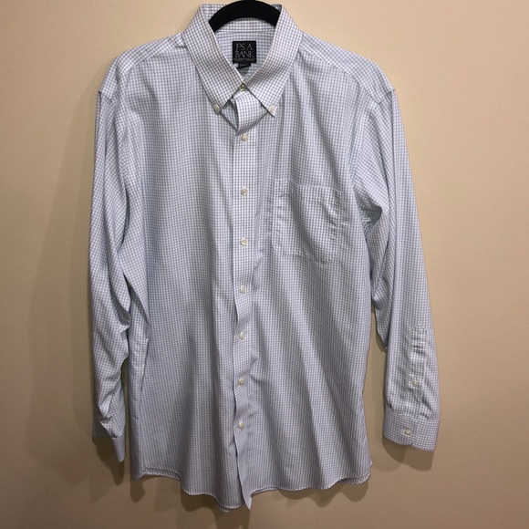 Jos. A. Bank Other - Jo's.A.Bank Travelers Collection Dress Shirt